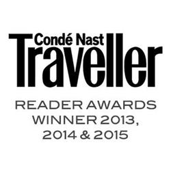 Conde Nast Traveller Awards logo
