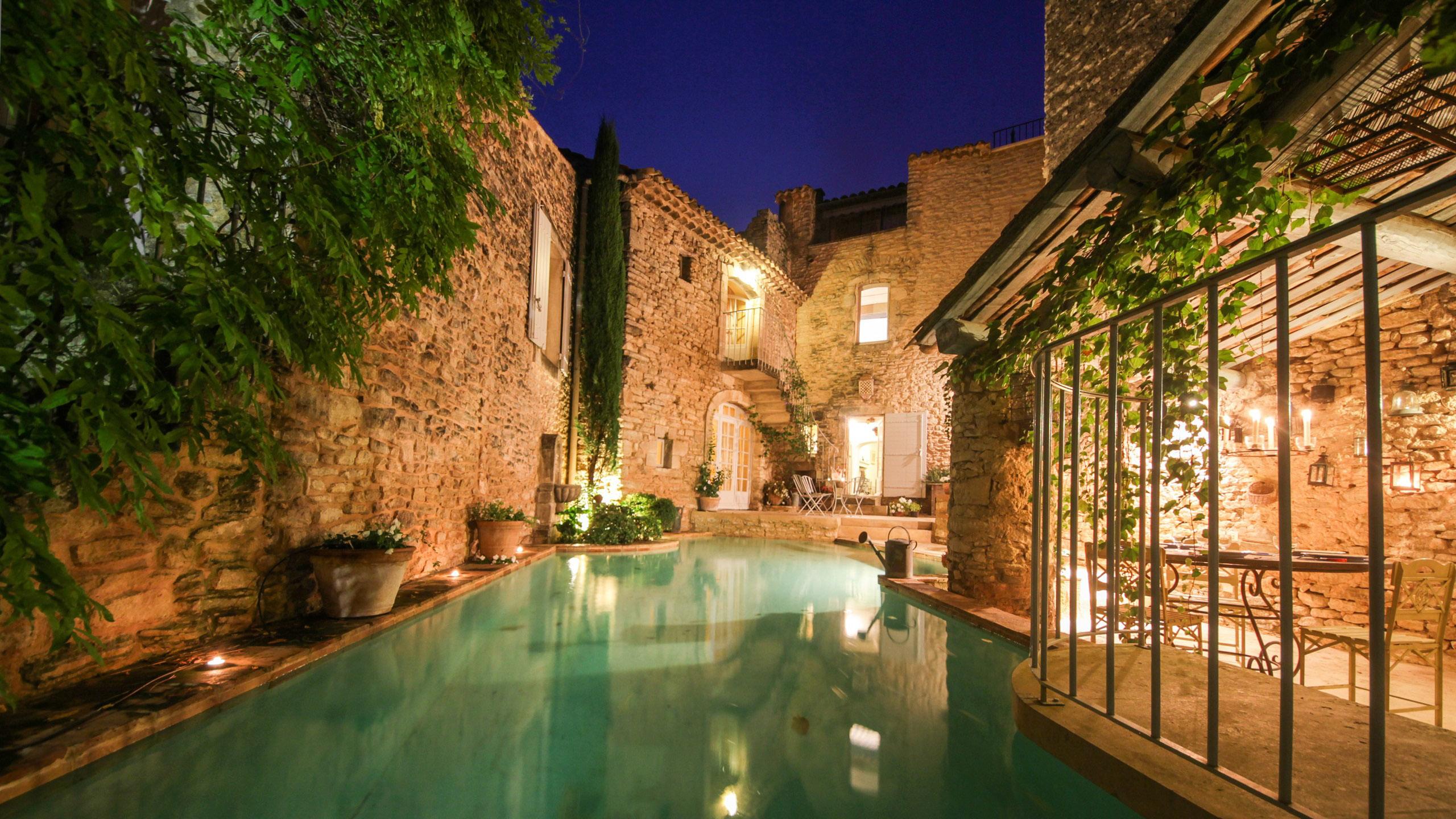 Plan De Maison Mas De Provence la maison de goult   a&k villas