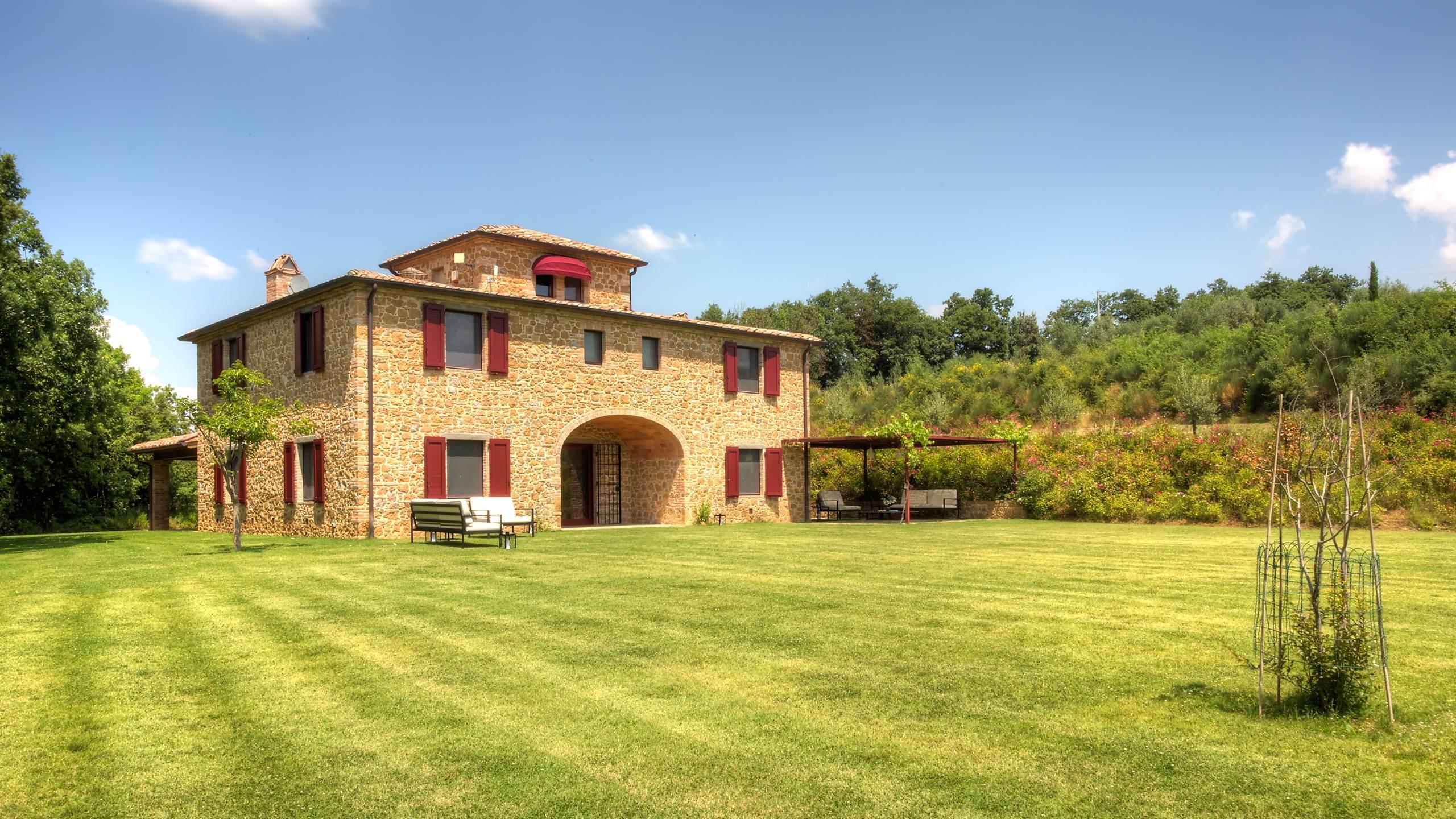 Villa La Ginestra A Amp K Villas